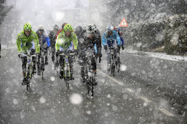 Tips for Cycling in Cold Weather