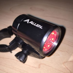 Allen Light Set - Rear