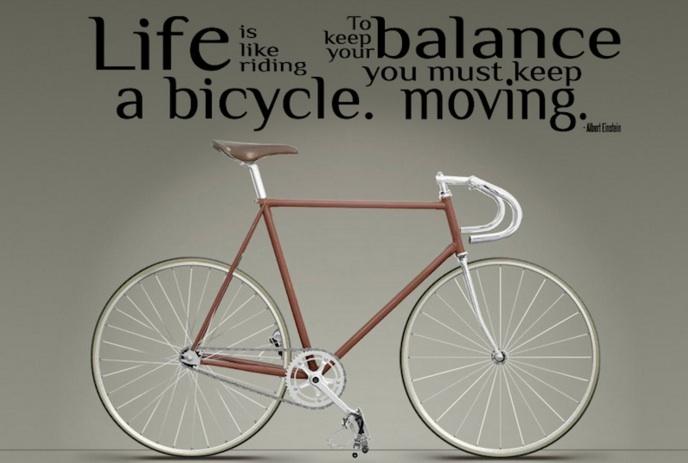 Bike Stability - Physics 101