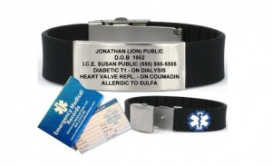 gifts for cyclists - Road id