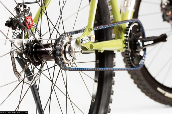 The Belt Drive Bicycle - Will it Replace the Chain?