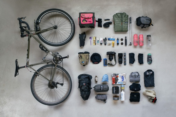 Bike Packing List for a Bike Tour