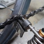 Fixing a Bike Chain