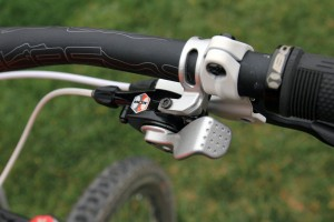 mountain bike shifter