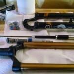 Mountain Bike Suspension Service – Front Fork