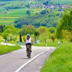 Completely Car Free Bicycle Highway in Germany