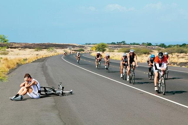 Bonking vs. Fatigue vs. Cramping - Cycling Limiters