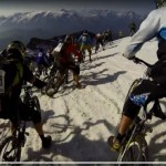 Alpine Gravity's Megavalanche Mega Carnage Downhilll Race Video