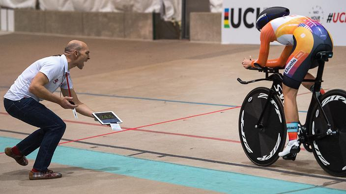 new women's hour record