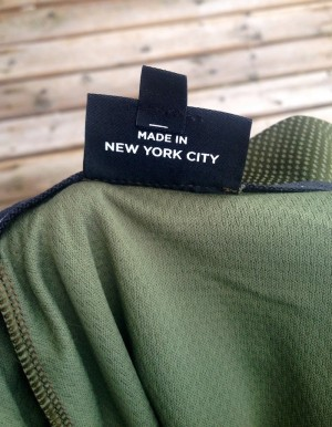 You dont see this label on much clothing these days.