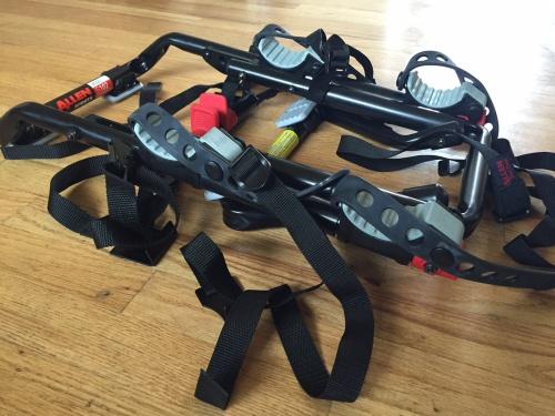 Allen Sports Premier Two Bike Trunk Carrier