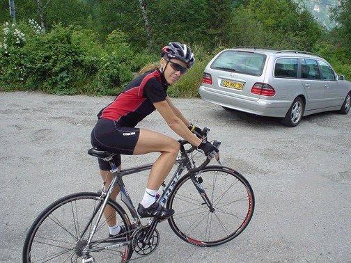 sheryl bike