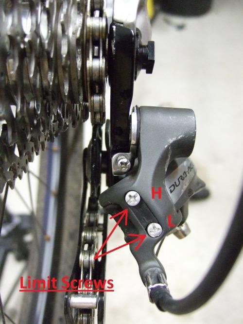 limit screws