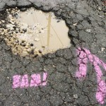 How To React To Potholes Cycling