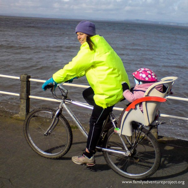 Cycling With A Baby Safe Options I Love Bicycling