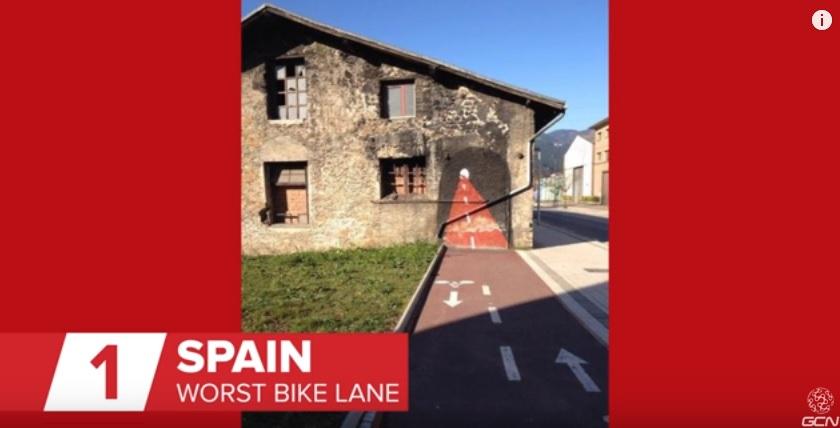 worst bike lanes
