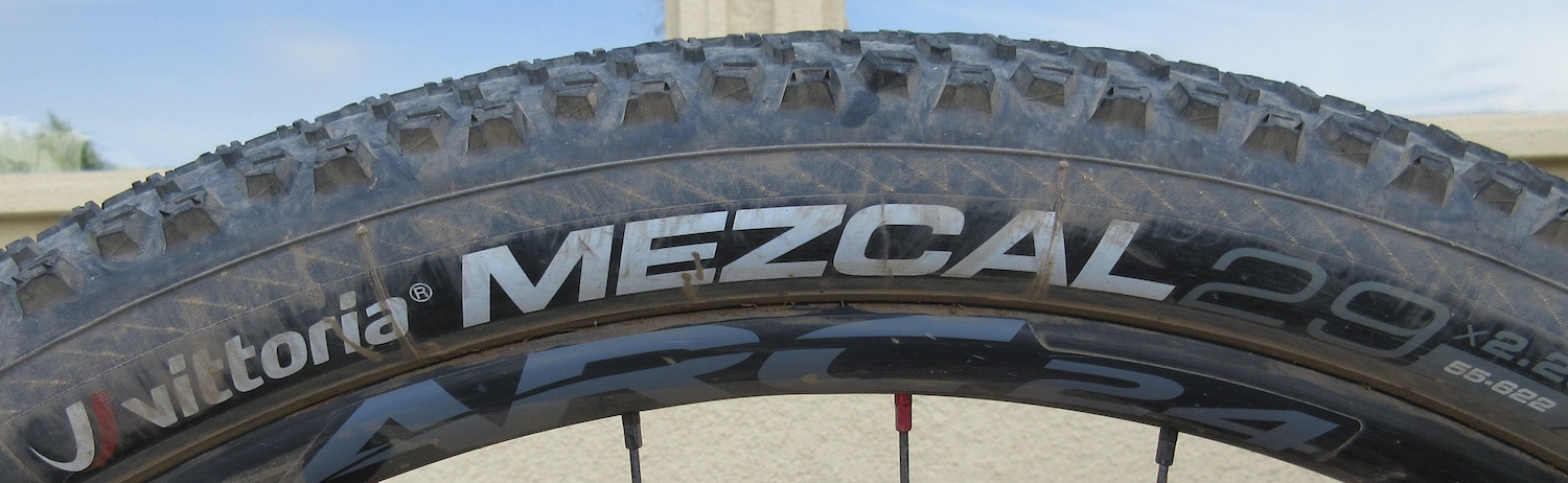 The Sidewalls on the Vittoria Mezcal were durable, and we didnt have any issue with cuts in these throughout the test.