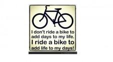 Ride a Bike To…