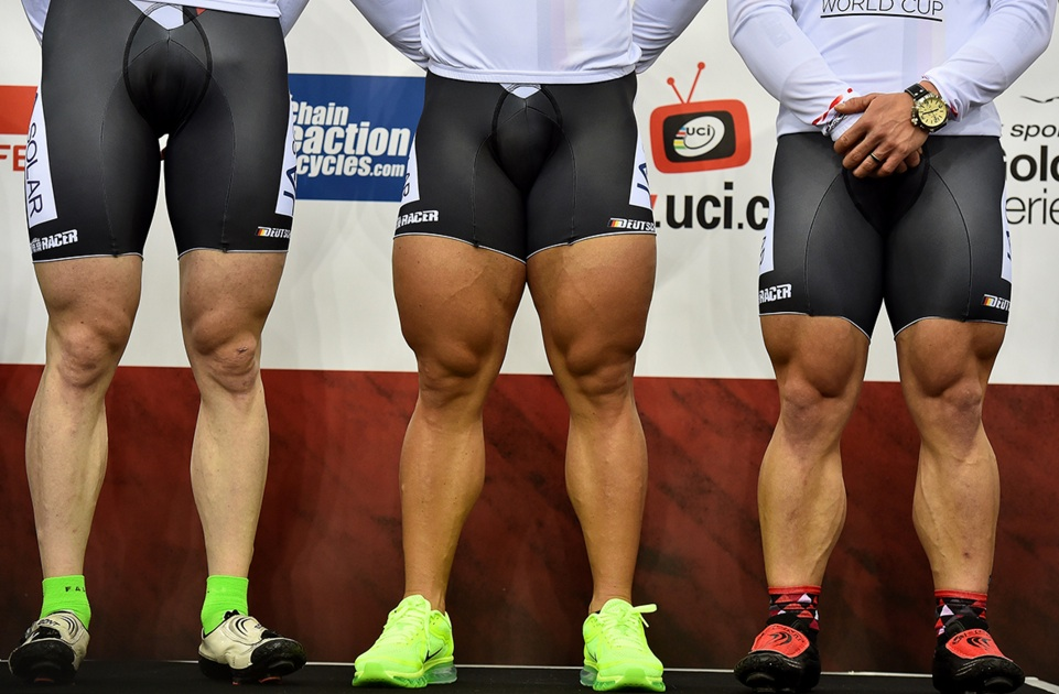 german cyclist legs steroids