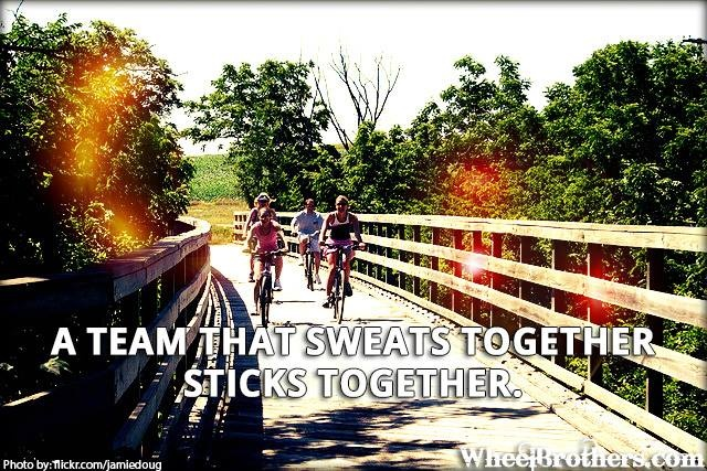 a team that sweats together1