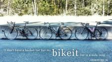 Making A BikeIt List