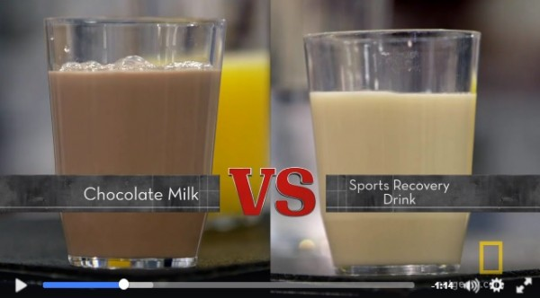 chocolat milks and endurance exercise recovery Chocolate milk and post exercise recovery subsequent bouts of exhaustive endurance exercise when used as a chocolate milk as a post-exercise recovery.