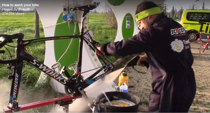 how to wash your bike like a pro