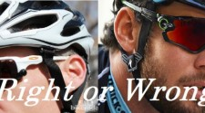 How to Wear Cycling Sunglasses