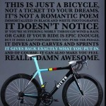 The Bike – It's What You Make Of It