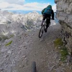 Trail to Ride or Hike? – Riding A Via Ferrata Video
