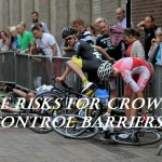 Risks Of Crowd Control Barriers At Cycling Events – An Issue Of Safety