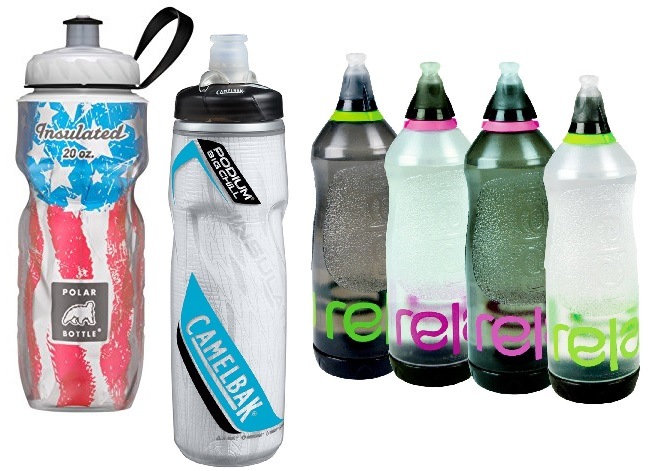 5 Best Cycling Water Bottles and How To Clean Them