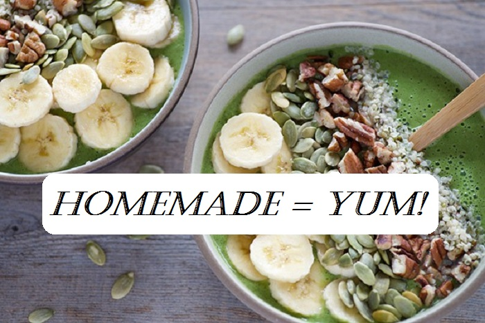 How to make your own homemade protein shake i love bicycling homemade protein shake ccuart Image collections