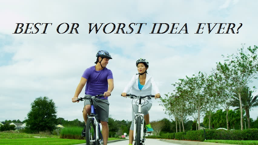 how to get your spouse into cycling
