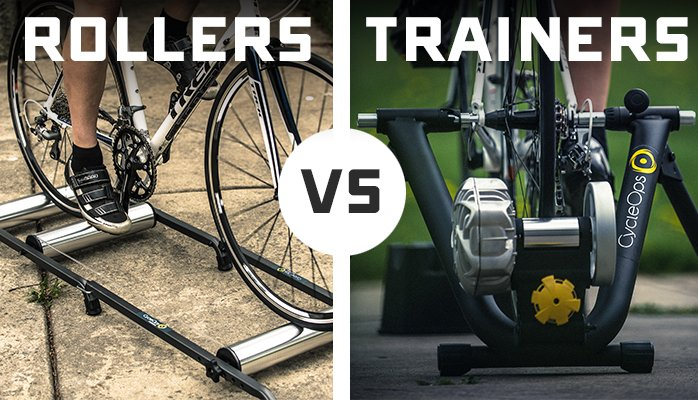 rollers vs. trainer
