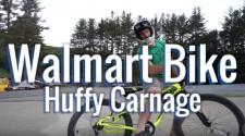 Wal-Mart Bike Test – Will It Survive?