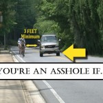 You're An Asshole If… A Lesson For Drivers