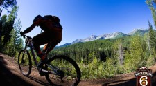 Confessions of a MTB Dirtbag: SingleTrack 6 Review: Fernie Day 2