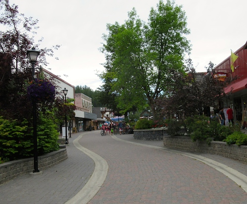 The main drag in Kimberly