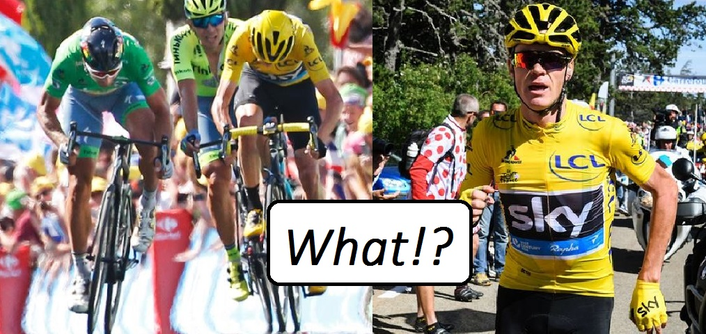 chris froome the raddest