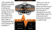 Pedal Away The Pounds E-Book – Just Released