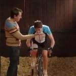 Should You Treat A Cyclist Like A Horse?