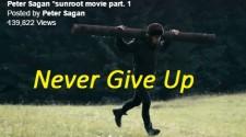 "Peter Sagan's ""Life is Like A Movie"" Video"
