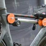 Hirobel Carbon Bike Frame Clamp