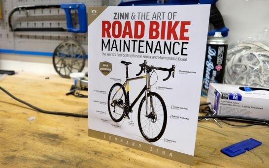 bicycle maintenance books