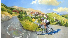 Incredible Types Of Cycling Art You Should Have In Your Home