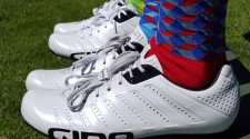 What's With These Laced Cycling Shoes?!