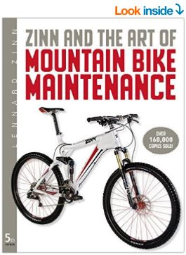 bike repair book