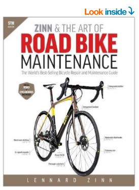 bicycle maintenance book