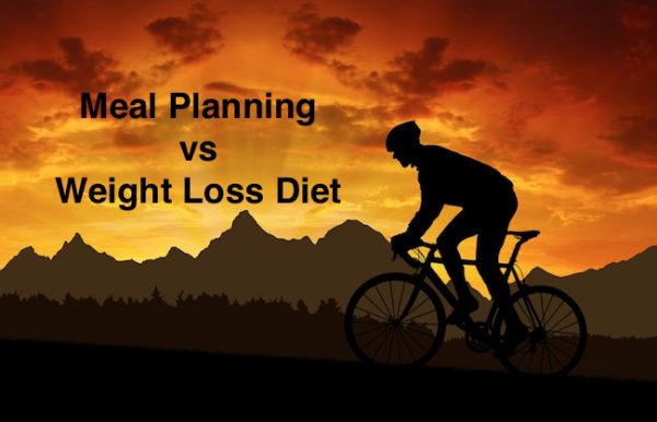Meal Planning Trumps Weight Loss Diet